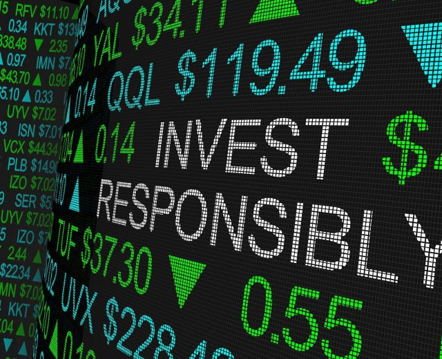 Socially Responsible Investing and Scoring Portfolios