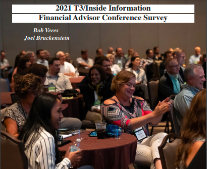 AssetBook is a Proud Sponsor of the T3/Inside Information Conference Survey